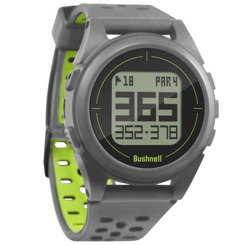 Bushnell Neo iON 2 GPS Golf Watch Grey/Green