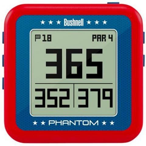 Bushnell Phantom Golf GPS Red