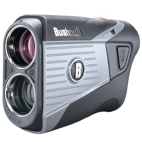 Bushnell 2021 Tour V5 Slim Golf Laser Rangefinder Bonus Pack