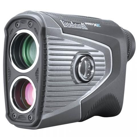 Bushnell Pro XE Jolt Golf Laser Rangefinder Grey