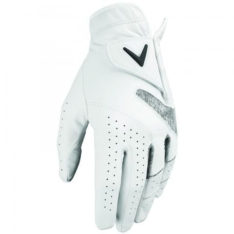 Callaway Apex Tour Golf Glove Right Handed Golfer / White