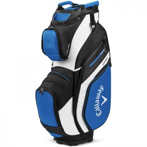 Callaway Org 14 Golf Cart Bag Royal/White