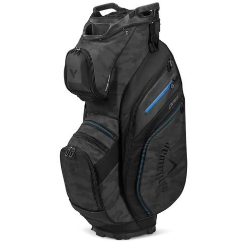 Callaway Org 14 Golf Cart Bag Black/Black Camo/Blue