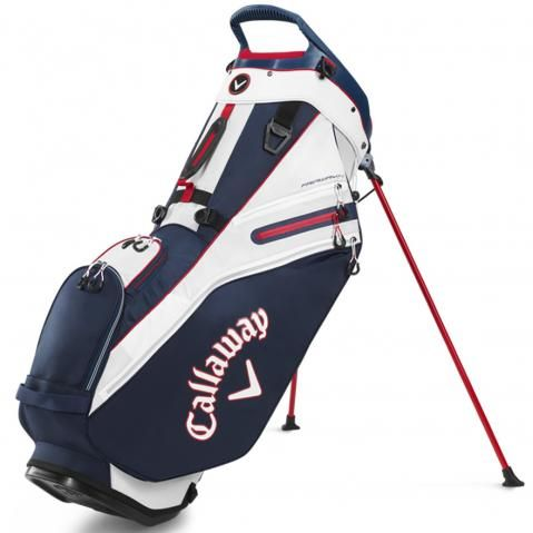 Callaway Fairway 14 Golf Stand Bag Navy/Red