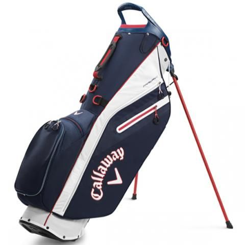 Callaway Fairway C Golf Stand Bag Navy/Red