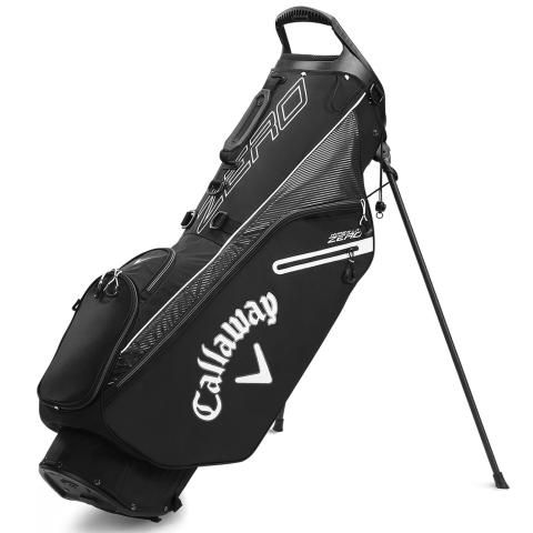 Callaway Hyper Lite Zero Golf Stand Bag Black/Charcoal/White