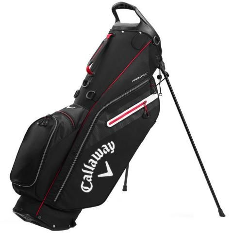 Callaway Fairway C Golf Stand Bag Black/White