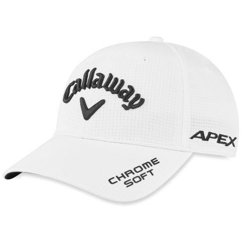 Callaway Tour Authentic Performance Pro Baseball Cap White