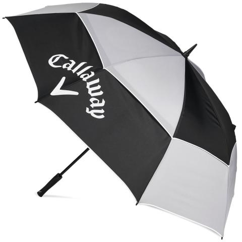 Callaway Tour Authentic 68 Inch Double Canopy Golf Umbrella