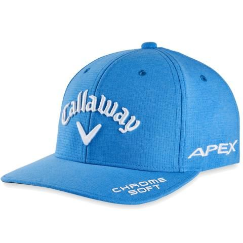 Callaway Tour Authentic Performance Pro Adjustable Baseball Cap Light Blue