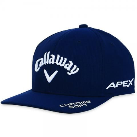 Callaway Tour Authentic Performance Pro Adjustable Baseball Cap Navy