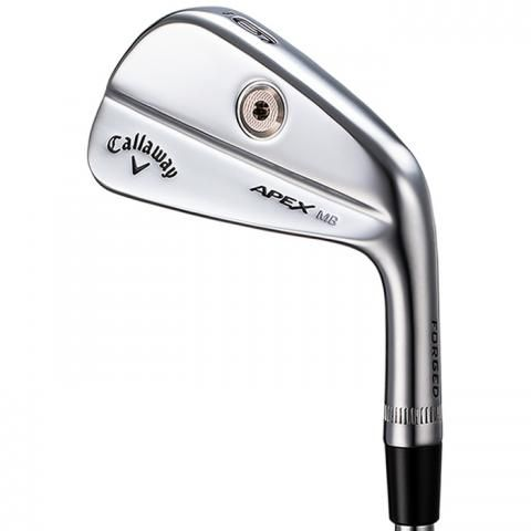Callaway Apex MB 2021 Golf Irons Steel Mens / Right or Left Handed