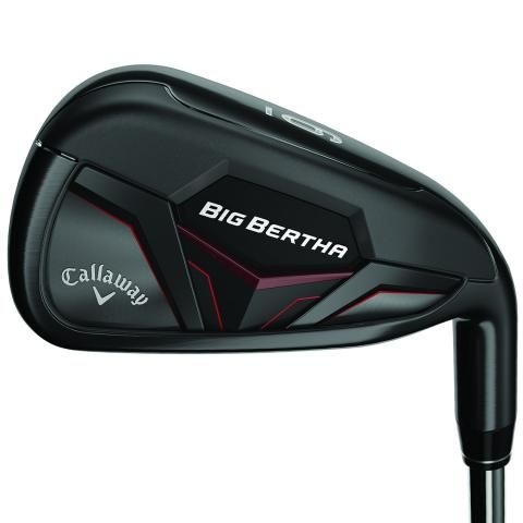 Callaway Big Bertha 2019 Golf Irons Graphite