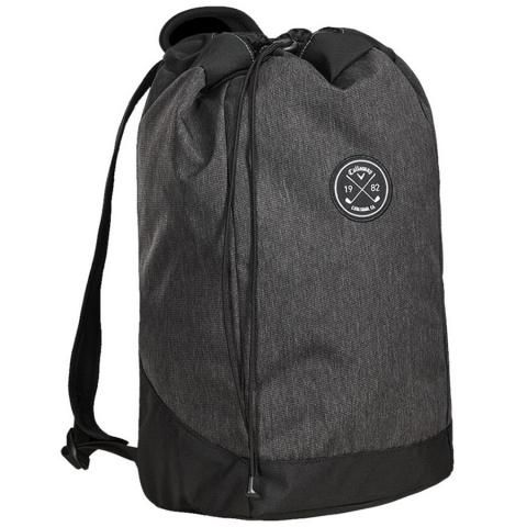 Callaway Clubhouse Drawstring Backpack Black