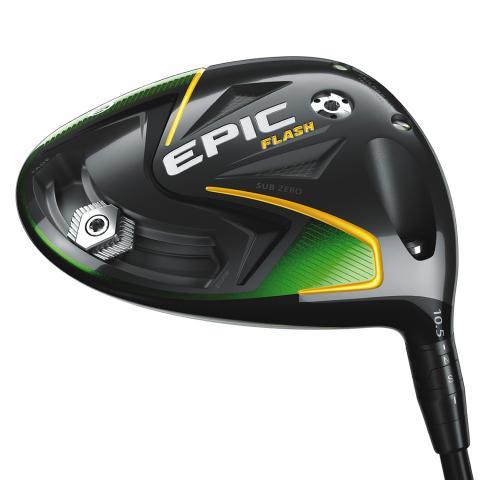 Callaway Epic Flash Sub Zero Golf Driver