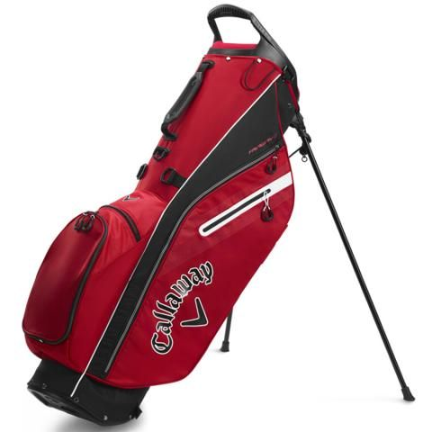 Callaway Fairway C Golf Stand Bag Red/Black