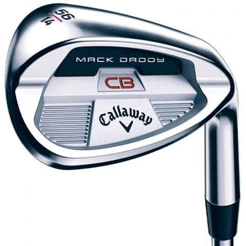 Callaway Mack Daddy CB Golf Wedge Steel Mens / Right or Left Handed