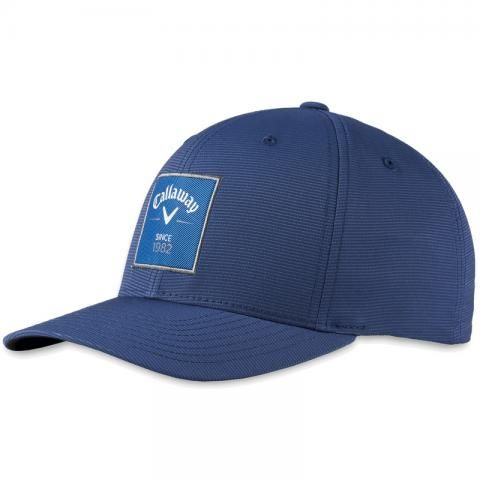 Callaway Rutherford FLEXFIT Adjustable Snapback Baseball Cap Navy