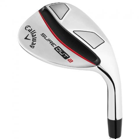 Callaway Sure Out 2 Golf Wedge Mens / Right or Left Handed