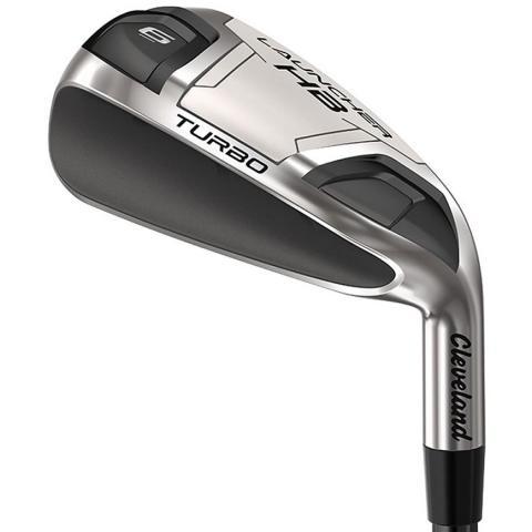 Cleveland Launcher HB Turbo Ladies Golf Irons Graphite
