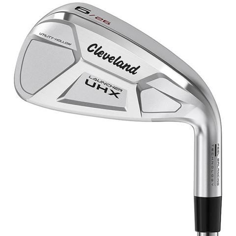 Cleveland Launcher UHX Golf Irons Steel Mens / Right or Left Handed