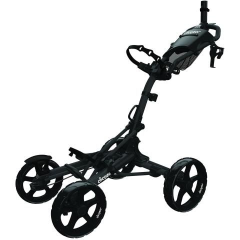 Clicgear Model 8.0+ Golf Push Trolley Black