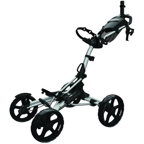 Clicgear Model 8.0+ Golf Push Trolley Silver