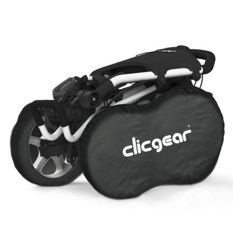 Clicgear Model 8.0+ Golf Wheel Covers Compatible with Model 8.0+
