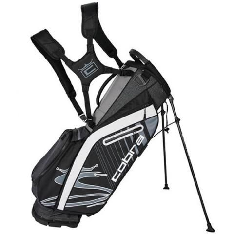 Cobra 2021 Ultralight Golf Stand Bag Black