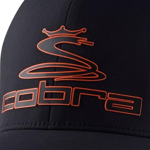 Cobra KING LTD Golf Baseball Cap Black  6d3a91156c8