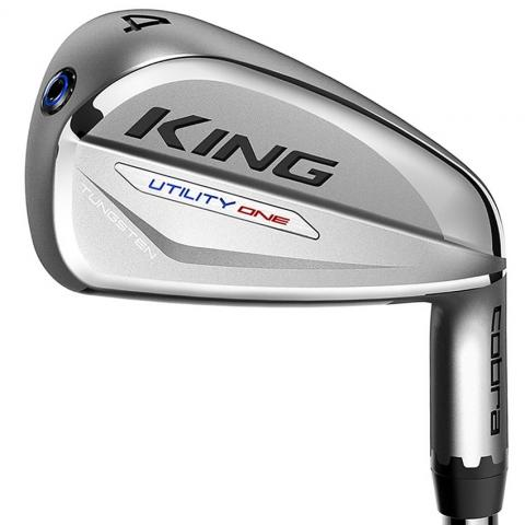 Cobra KING Utility One Length Graphite