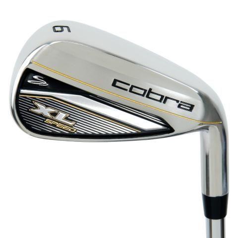 Cobra XL Speed Golf Irons Steel
