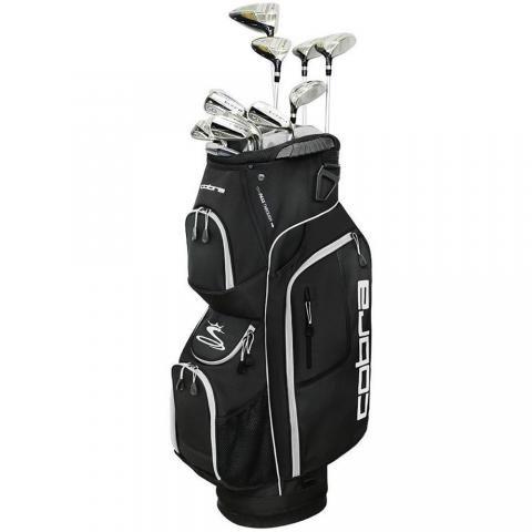 Cobra XL Speed Mens Golf Package Set Steel