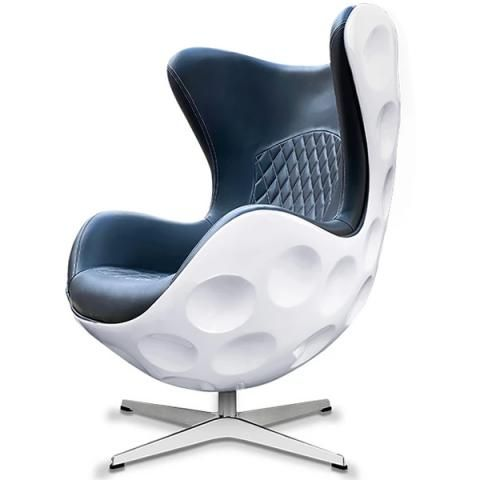 Dimple Design Golf Ball Chair