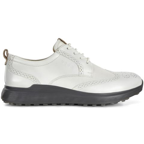ECCO S-Classic Golf Shoes White