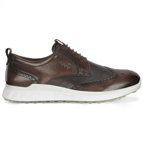 ECCO S-Classic Golf Shoes Mink