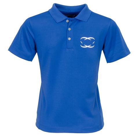 everyshotcounts Boys Junior Polo Shirt St. Andrews - Blue