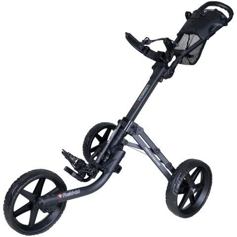 FastFold Mission 5.0 3-Wheel Push Golf Trolley