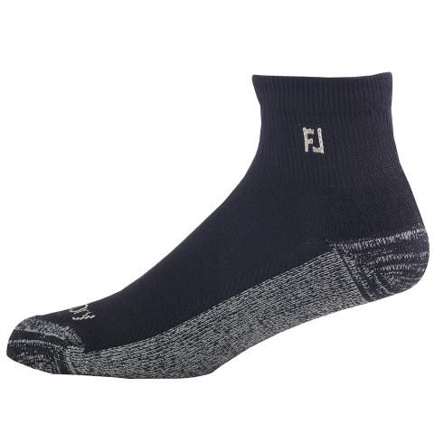 FootJoy ProDry Quarter Socks Black