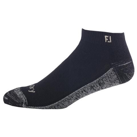 FootJoy ProDry Extreme Ankle/Sport Socks Black