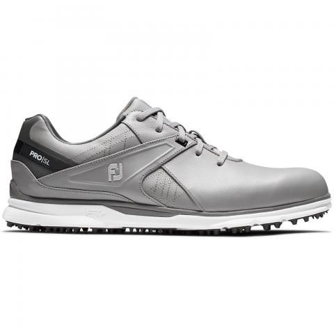 FootJoy Pro SL Golf Shoes #53847 Grey/White