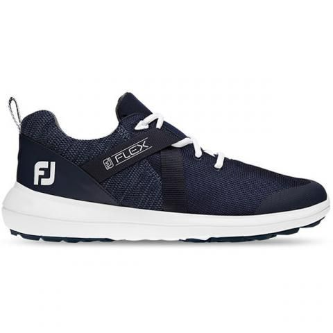 FootJoy FJ Flex Golf Shoes #56102 Navy