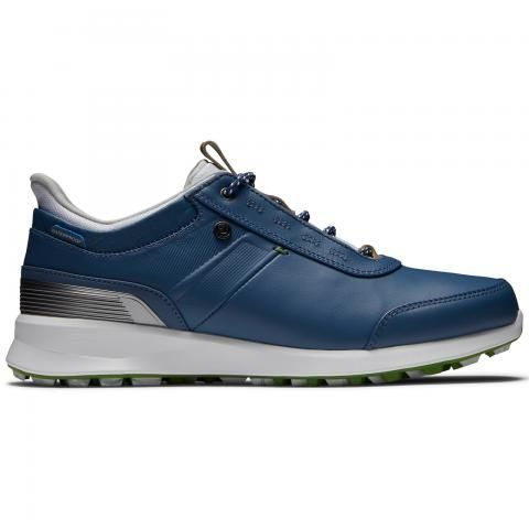 FootJoy FJ Stratos Ladies Golf Shoes #90112 Blue/Green
