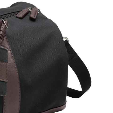 FootJoy Canvas Duffel Bag Black   Scottsdale Golf 2b308160d8
