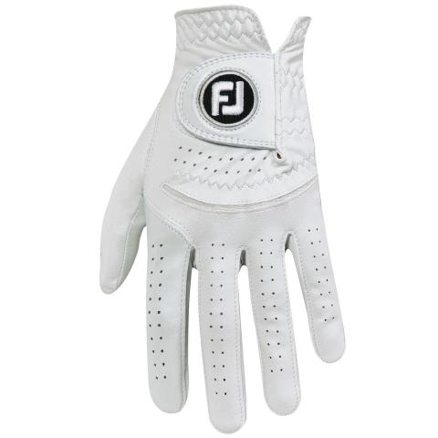FootJoy ContourFLX Golf Glove Right or Left Handed Golfer / White