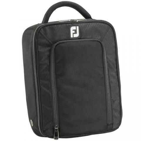 FootJoy Deluxe Golf Shoe Bag Black