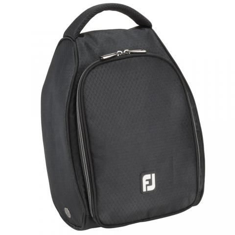 FootJoy Nylon Golf Shoe Bag Black