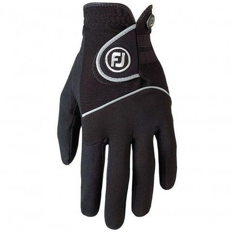 FootJoy Rain Grip Waterproof Golf Glove Right Handed Golfer / Black