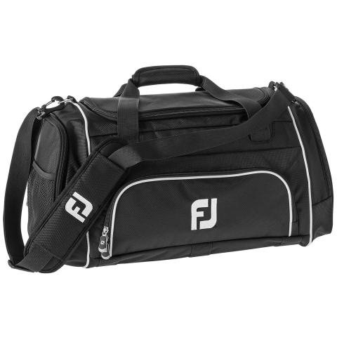 FootJoy Sport Locker Duffel Bag Black