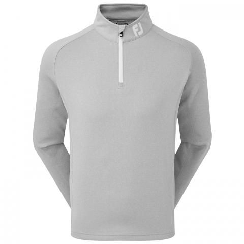 FootJoy Classic Chill Out Sweater Heather Grey